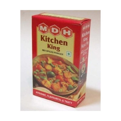 MDH Kitchen King Masala 100g MDH キッチンキングマサラ