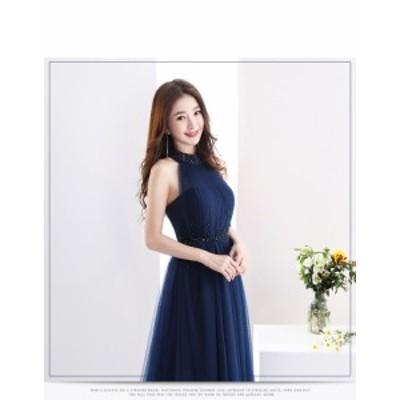 結婚式 ドレス パーティー ロングドレス 二次会ドレス ウェディングドレス お呼ばれドレス 卒業パーティー 成人式 同窓会hs120
