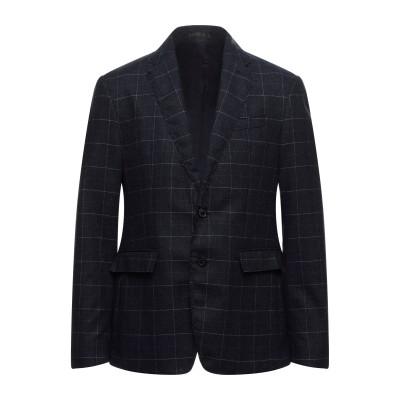 マウロ グリフォーニ MAURO GRIFONI テーラードジャケット ダークブルー 50 ウール 55% / ポリエステル 45% テーラードジャ