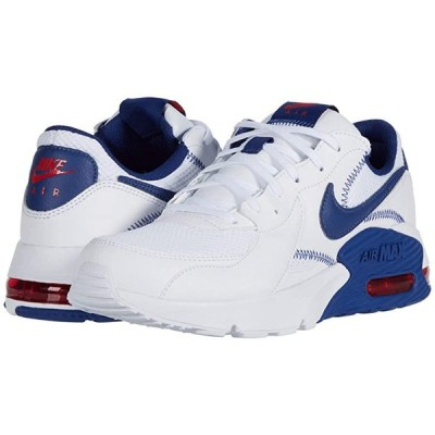 ナイキ Air Max Excee メンズ スニーカー 靴 シューズ White/Deep Royal/University Red