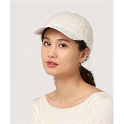 WEGO / WEGO/シャギーキャップ WOMEN 帽子 > キャップ