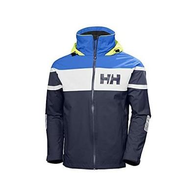 Helly Hansen Men's Salt Flag Waterproof, Windproof, & Breathable Sailing Ma並行輸入