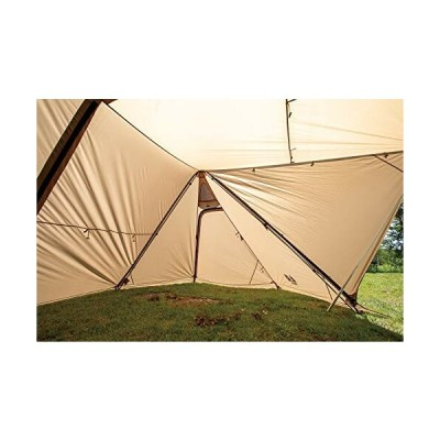 ogawa(オガワ) アウトドア キャンプ テント用フレーム ツインピルツフォークL用 二又フレーム 3047