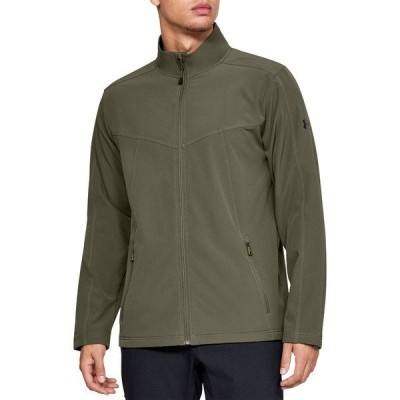 アンダーアーマー ジャケット&ブルゾン アウター メンズ Under Armour Men's Tactical All Season Jacket (Regular and Big & Tall) MarineOdGreen