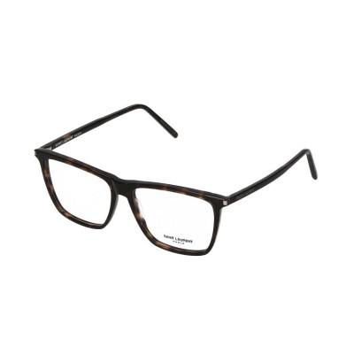 【サンローランパリ】 SAINTLAURENT(サンローラン) SL260 だてメガネ インターナショナルフィット ユニセックス レディース ブラウン F SAINT LAURENT