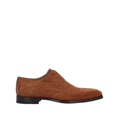 STEFANO BRANCHINI モカシン  メンズファッション  メンズシューズ、紳士靴  モカシン タン