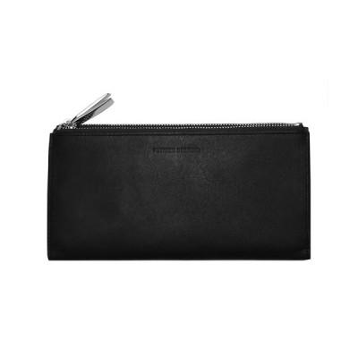 財布 Leather long wallet 'flat' ロングウォレット
