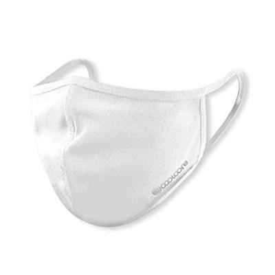 coolcore(クールコア) マスク COOLINGMASK 冷感 夏用 UVカット ドライ 気化熱冷却 何度も冷たい 洗える 熱中症対策 (L ?