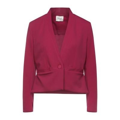 DIXIE テーラードジャケット ガーネット M ポリエステル 95% / ポリウレタン 5% テーラードジャケット