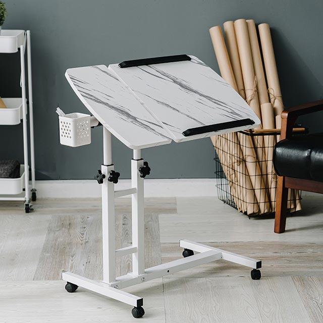樂嫚妮 懶人專用360度升降工作電腦桌