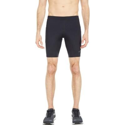 ブルックス Brooks メンズ ショートパンツ ボトムス・パンツ Source 9' Short Tights Black