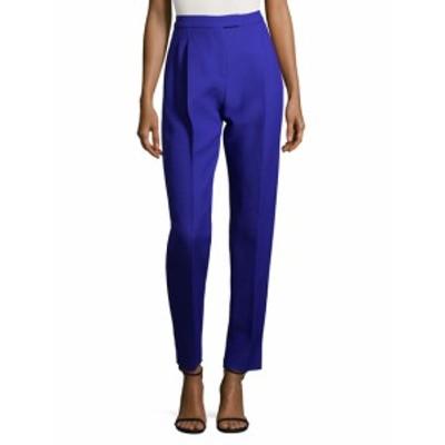 ヴァレンティノ レディース パンツ Wool-Silk Trousers