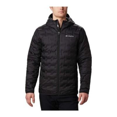 コロンビア ジャケット&ブルゾン アウター メンズ Delta Ridge Down Hooded Winter Jacket (Men's) Black