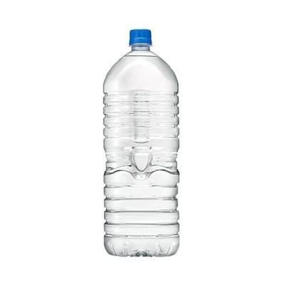 アサヒ飲料 #おいしい水 天然水 ラベルレス 2L(2000ml)×9本
