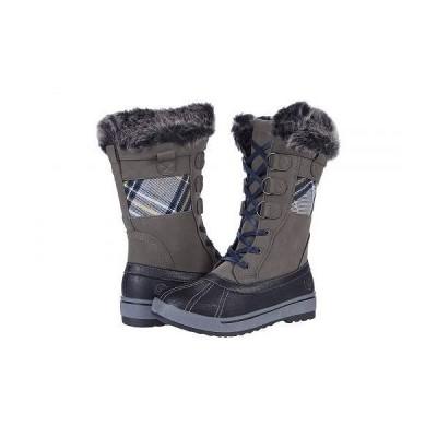 Northside ノースサイド レディース 女性用 シューズ 靴 ブーツ スノーブーツ Bishop - Slate