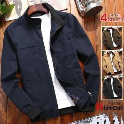 ミリタリージャケット メンズ アウター ブルゾン ジャンパー ジャケット トラックジャケット カジュアルジャケット
