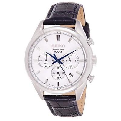 当店1年保証 セイコーSeiko Chronograph Silver Dial Men's Watch SSB291P1