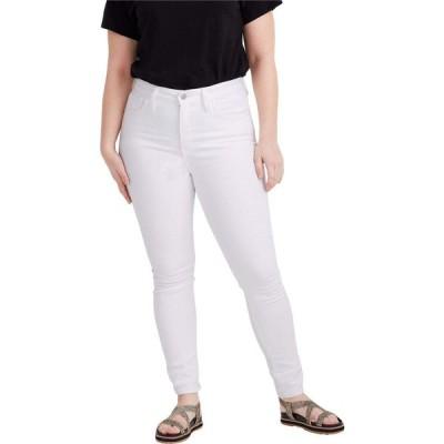 メイドウェル Madewell レディース ジーンズ・デニム スキニー ボトムス・パンツ Curvy High-Rise Skinny Jeans in Pure White Pure White