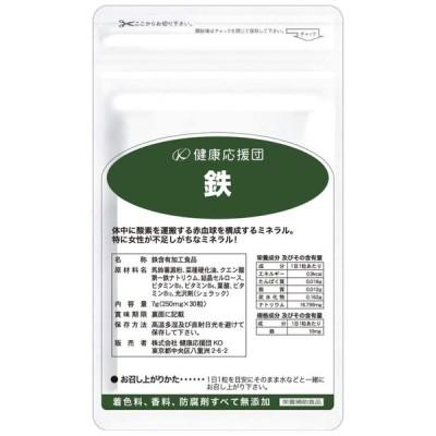 鉄 お徳用3か月分 3袋 90粒 葉酸 ビタミンB群プラス