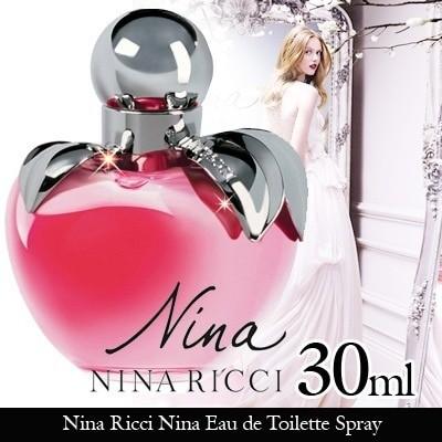 ニナリッチ ニナ EDT SP 30ml香水レディースB-CATNINA RICCIオーデトワレスプ