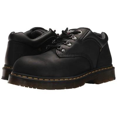 ドクターマーチン Hylow Steel Toe メンズ オックスフォード Black
