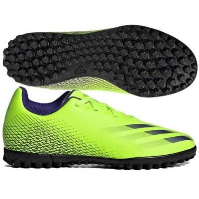 エックス ゴースト.4 TF J adidas アディダスジュニア サッカートレーニングシューズ X 20Q4 (EG8229)