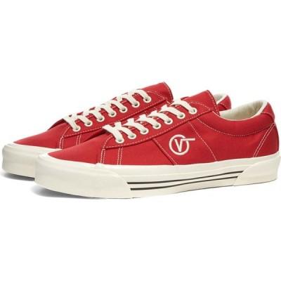 バンズ ボルト Vans Vault メンズ スニーカー シューズ・靴 sid lx Red/Marshmallow