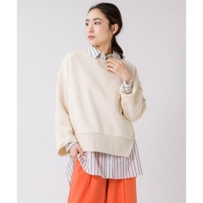 パーカー 【KATHARINE ROSS】50th 日本製希少裏毛使用 和歌山県 吊編み裏毛プルオーバー
