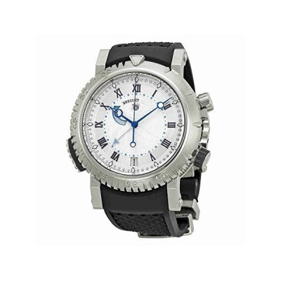 Breguet Marine Royal Rubber Stainless Steel Mens Watch 5847BB/12/5ZV[並行輸入品]