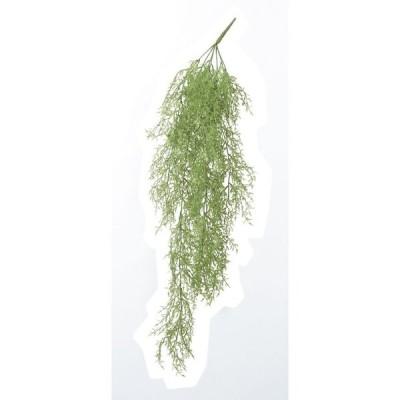 造花 アスカ ファーンハンギングブッシュ #051A グリーン A-43137-051A 造花葉物、フェイクグリーン ファーン