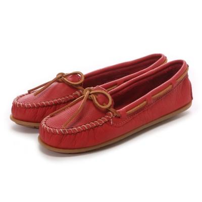 ミネトンカ MINNE TONKA BOAT MOC (Red)