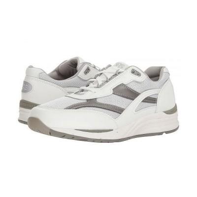 SAS サス メンズ 男性用 シューズ 靴 スニーカー 運動靴 Journey Mesh - White/Grey