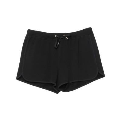 VDP CLUB ショートパンツ ブラック 44 レーヨン 96% / ポリウレタン 4% ショートパンツ