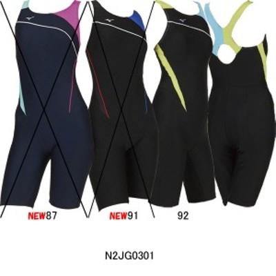 ミズノ(MIZUNO)女性用 フィットネス水着 ウイメンズオールインワン N2JG030192
