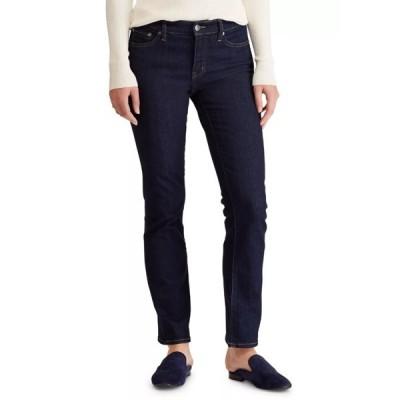 ラルフローレン デニムパンツ ボトムス レディース Women's Slim Curvy Fit 5 Pocket Denim Jeans -
