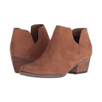 Blondo ブロンド レディース 女性用 シューズ 靴 ブーツ アンクル ショートブーツ Victoria Waterproof - Cognac Nubuck