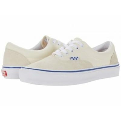 Vans バンズ メンズ 男性用 シューズ 靴 スニーカー 運動靴 Skate Era(TM) Off-White【送料無料】