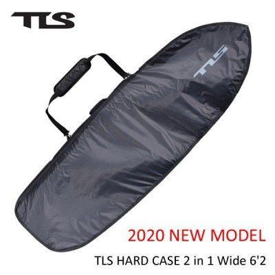 TOOLS ツールス レトロボード用ハードケース 2本収納 TLS HARD CASE 2in1 Wide 6'2 正規品 1world