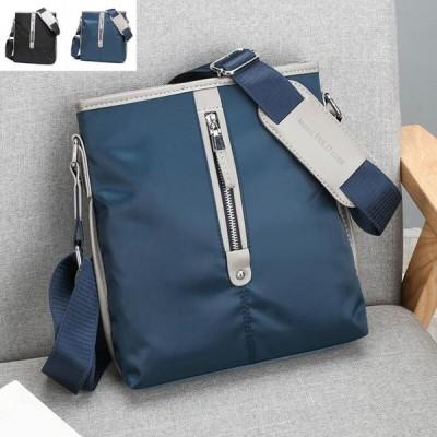 ショルダーバッグメンズボディバッグ斜めがけ 撥水ビジネスフォーマル通勤メッセンジャーバッグカバン鞄