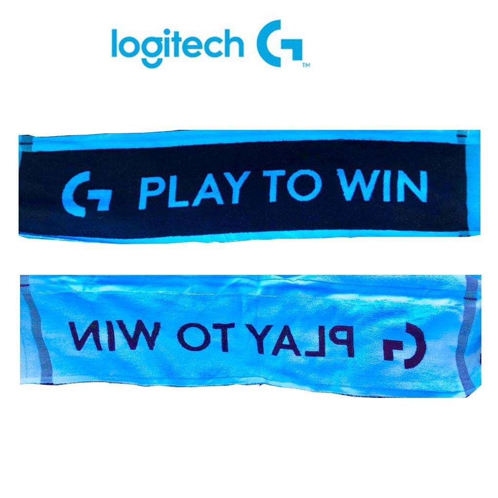 Logitech 羅技G PLAY TO WIN 毛巾