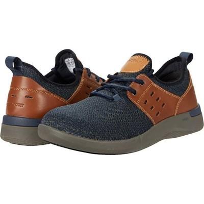 Rockport Works TruFlex Work Comp Toe SD メンズ スニーカー 靴 シューズ Blue/Tan