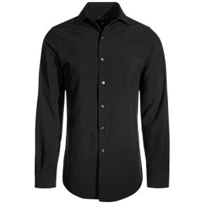 アルファニ メンズ シャツ トップス Men's Slim-Fit 4-Way Performance Stretch Wrinkle-Resistant Dress Shirt, Created for Macy's Dee