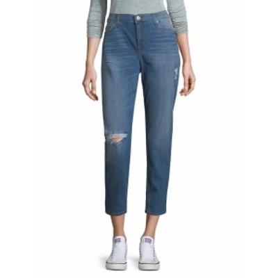 ハドソン レディース パンツ デニム Super-Skinny-Fit Ankle-Length Jeans