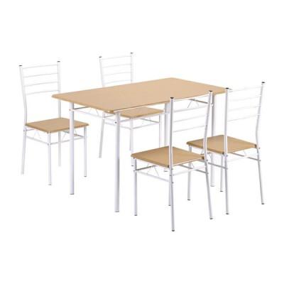 DA ダイニングテーブル ダイニングセット ダイニング5点セット 4人掛け 食卓 椅子 チェア 宅配便RSL