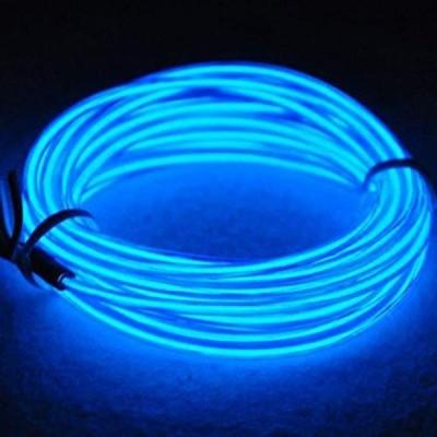 San Jisen EL ワイヤー ロープ ライト ポータブル バッテリー 動力 ワイヤー パック ドライバー 3 モード付 EL ワイヤー