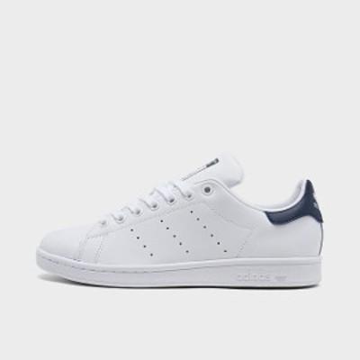 アディダス スタンスミス メンズ adidas Originals Stan Smith スニーカー White/Cobalt Blue
