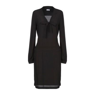 リュー ジョー LIU •JO ミニワンピース&ドレス ブラック 42 レーヨン 100% ミニワンピース&ドレス