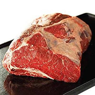 グラスフェッドビーフ リブロースブロック (約1kg) 牧草牛ブロック肉