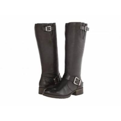 Rieker リーカー レディース 女性用 シューズ 靴 ブーツ ロングブーツ Z9580 Liz Side Zip Boot Schwarz【送料無料】