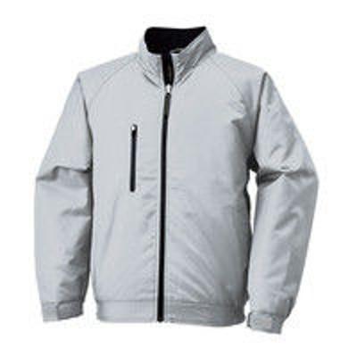 ビッグボーンビッグボーン商事 bigborn 8328 防寒ジャケット グレーXブラック 4L(取寄品)